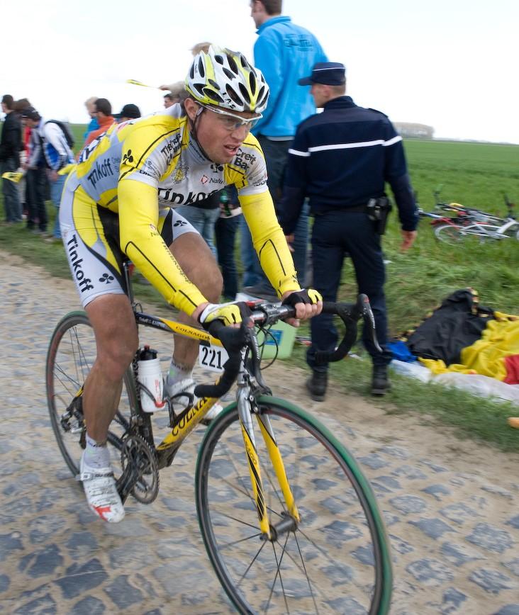 Bikes Road In Paris Roubaix Ignatiev ParisRoubaix