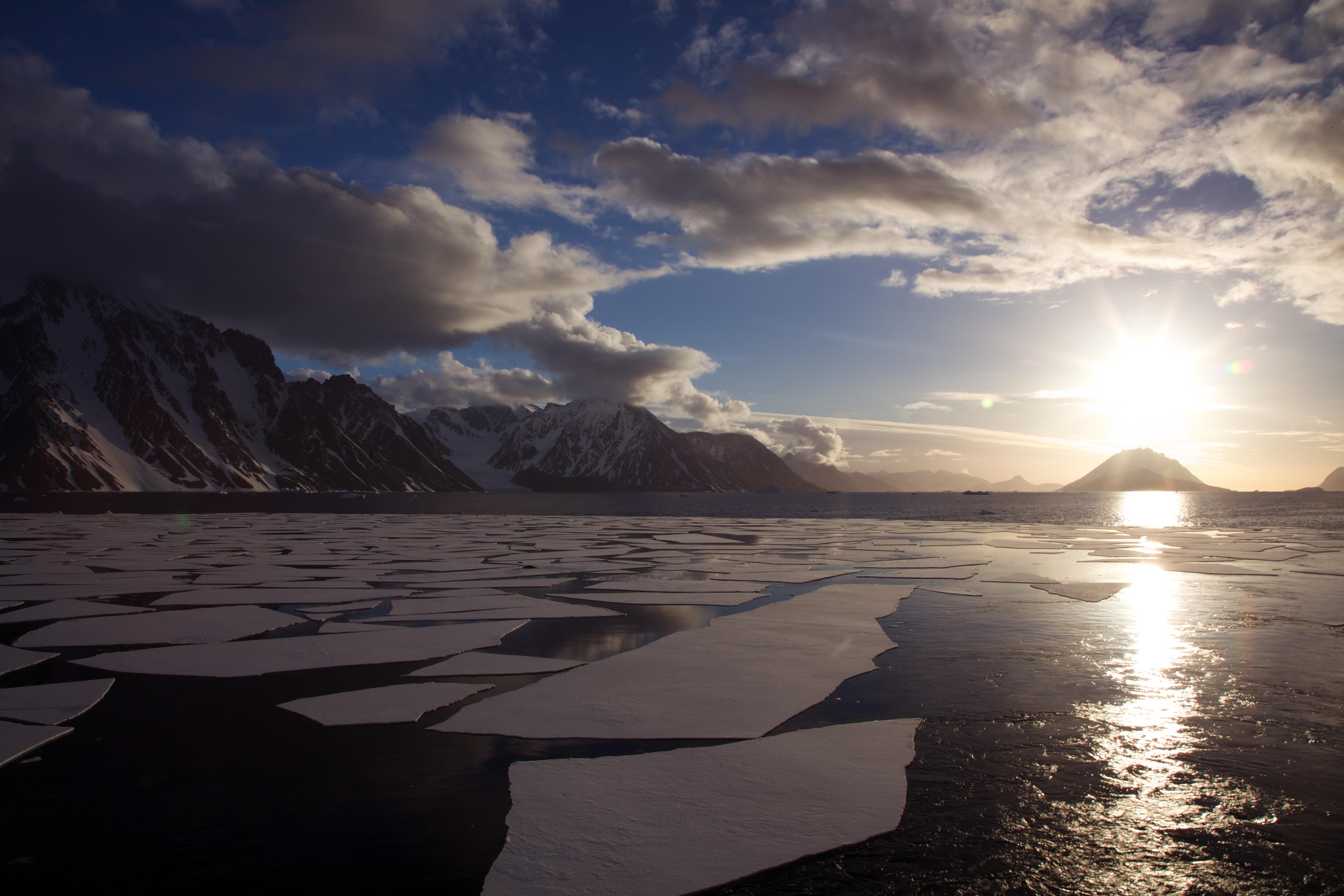 Картинки полярного дня