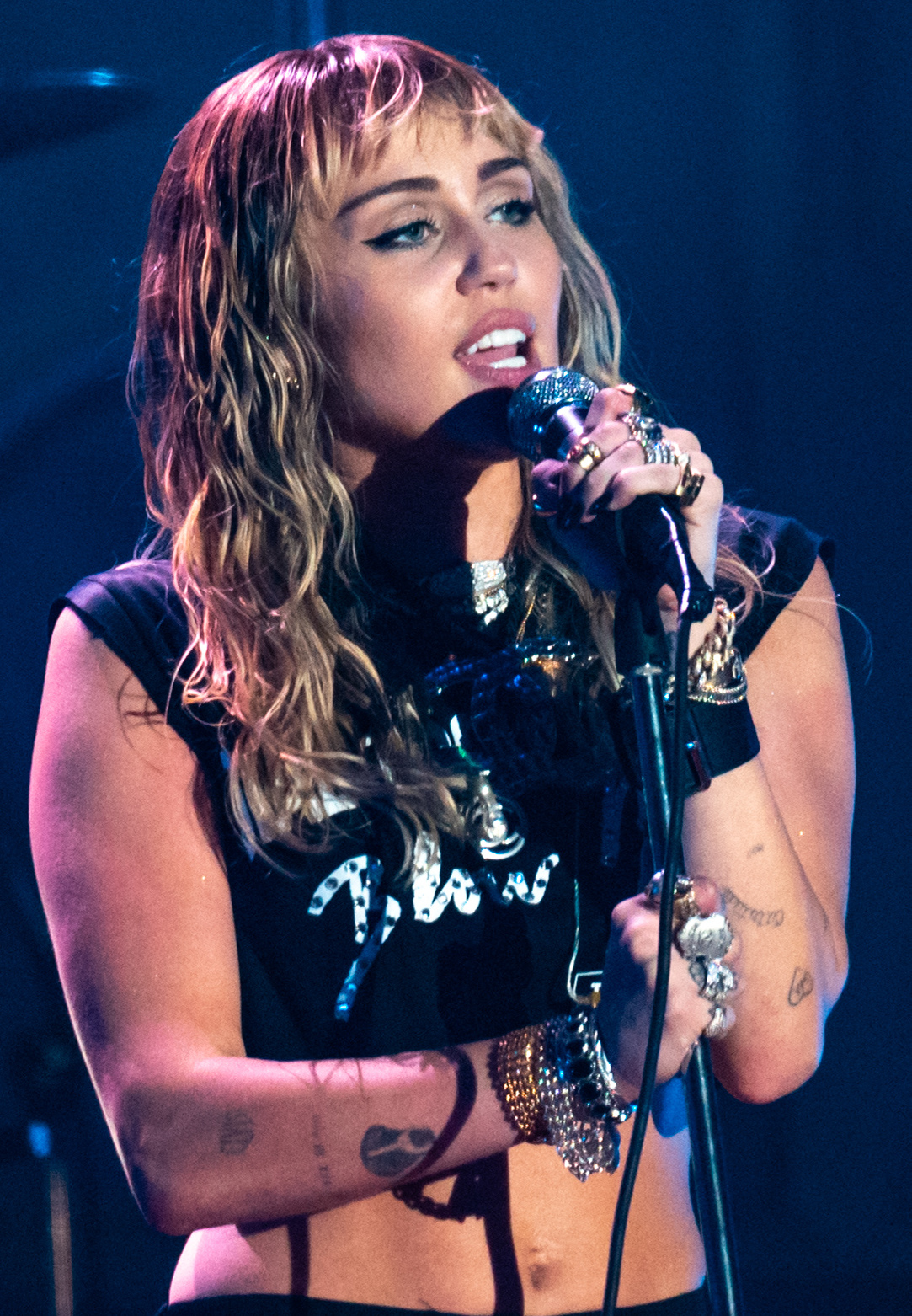 Veja o que saiu no Migalhas sobre Miley Cyrus