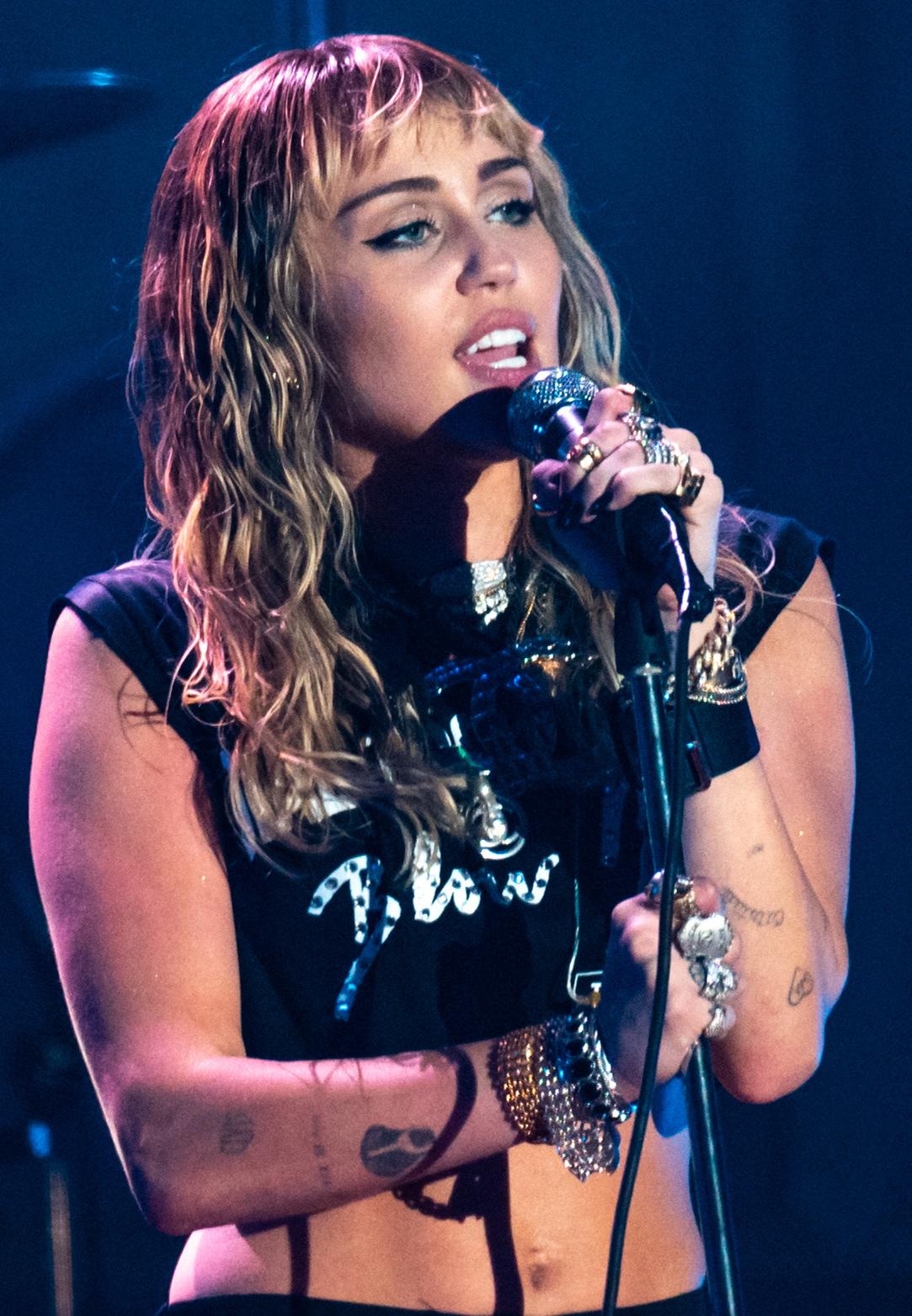 Miley Cyrus Wikipedia