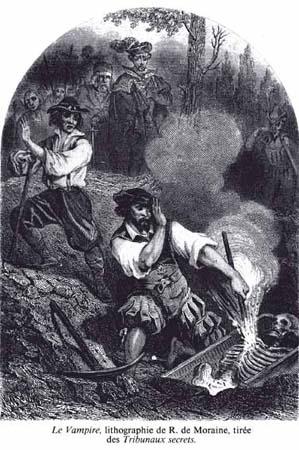 Depiction of Creencias sobre vampiros