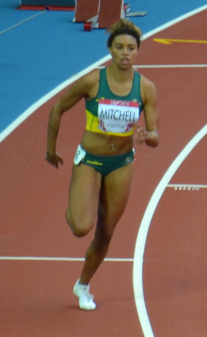 Morgan Mitchell Wikipedia