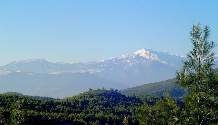 Denizli Turkey  City new picture : Mount Honaz Denizli Turkey Wikipedia, the free encyclopedia