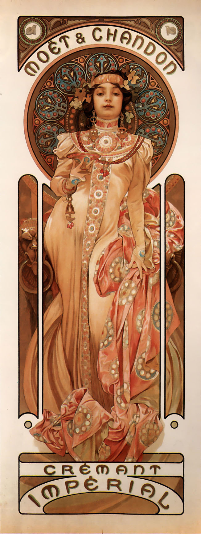alfons mucha on pinterest alphonse mucha art nouveau and moet chandon. Black Bedroom Furniture Sets. Home Design Ideas