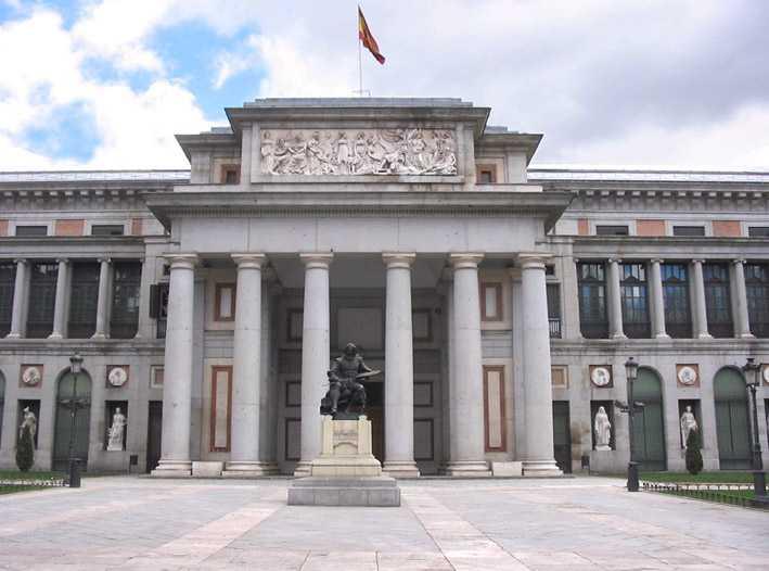 Historia del Museo del Prado - Wikipedia, la enciclopedia libre