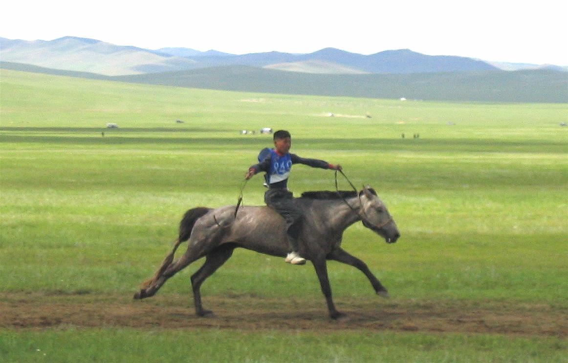 Genghis khan Genghis Khan Desert Land