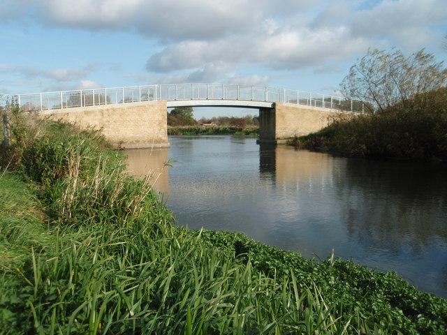Nene Bridge - geograph.org.uk - 1023959