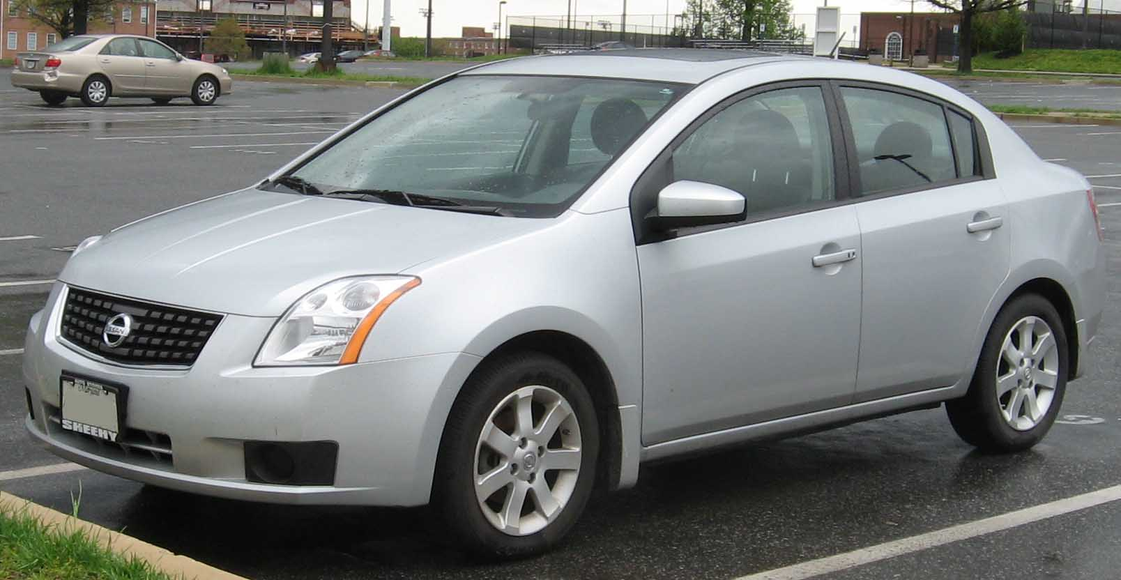 Description Nissan Sentra SL.jpg
