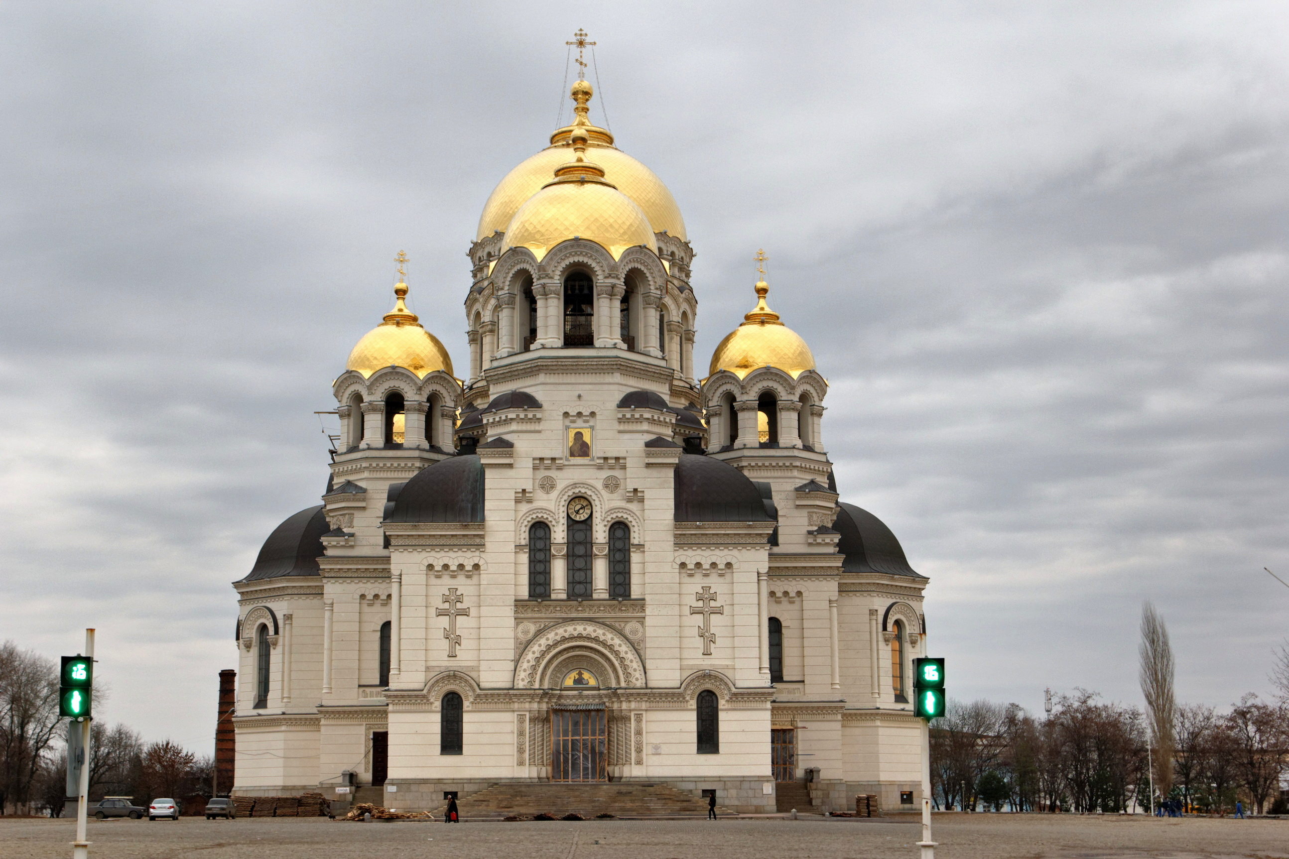 Ascension Cathedral Novocherkassk: history, description and interesting facts 13