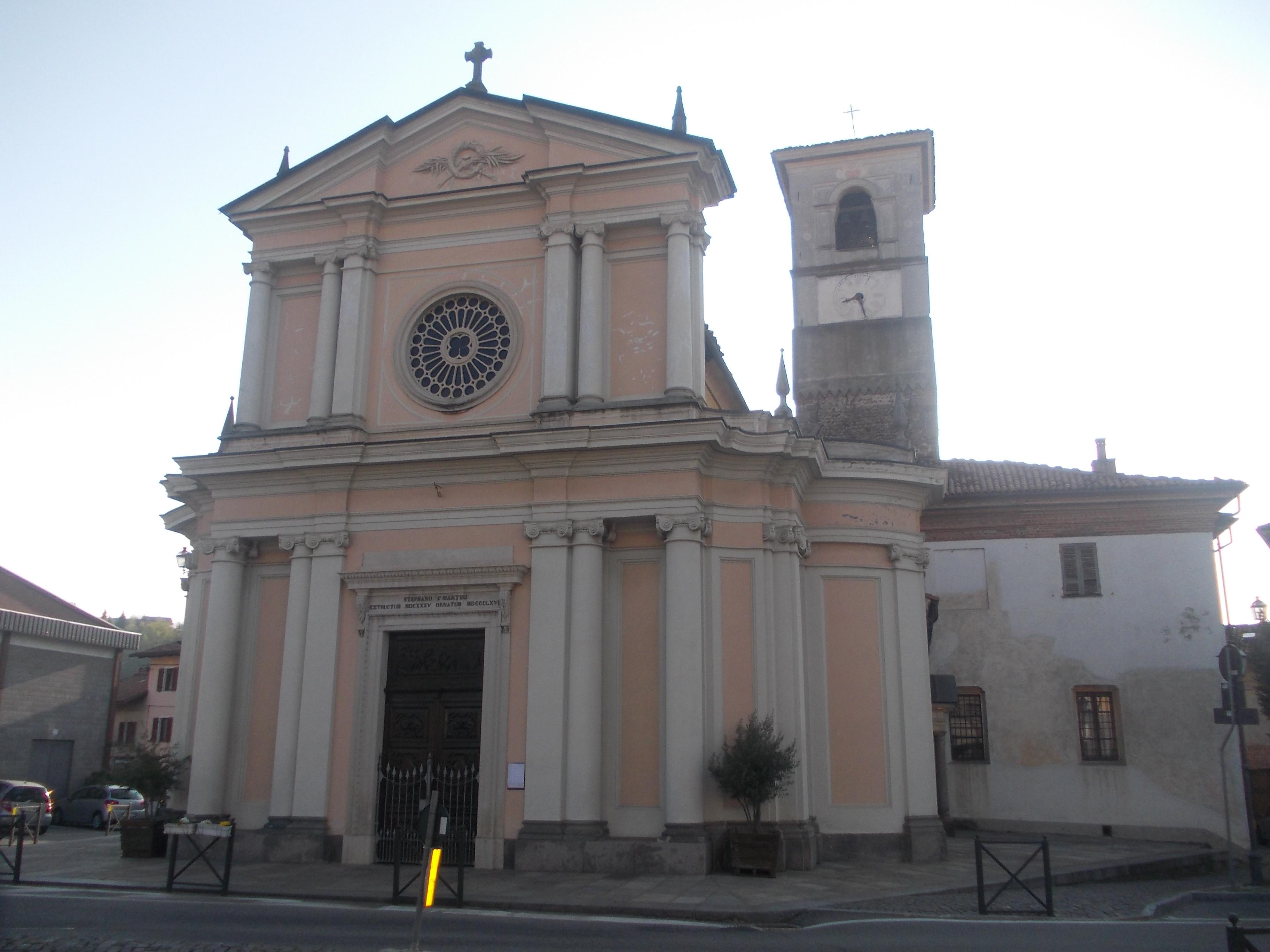 Chiesa Di Santo Stefano Occhieppo Superiore Wikipedia