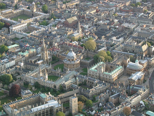 image of University of Oxford