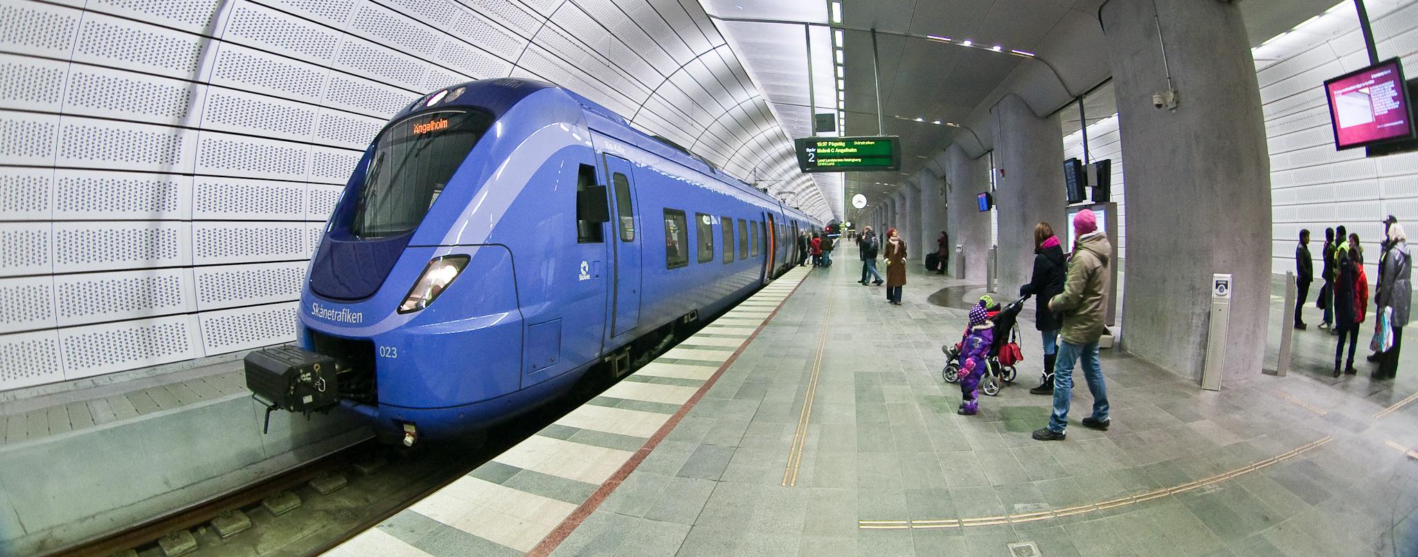 tåg malmö stockholm billigt