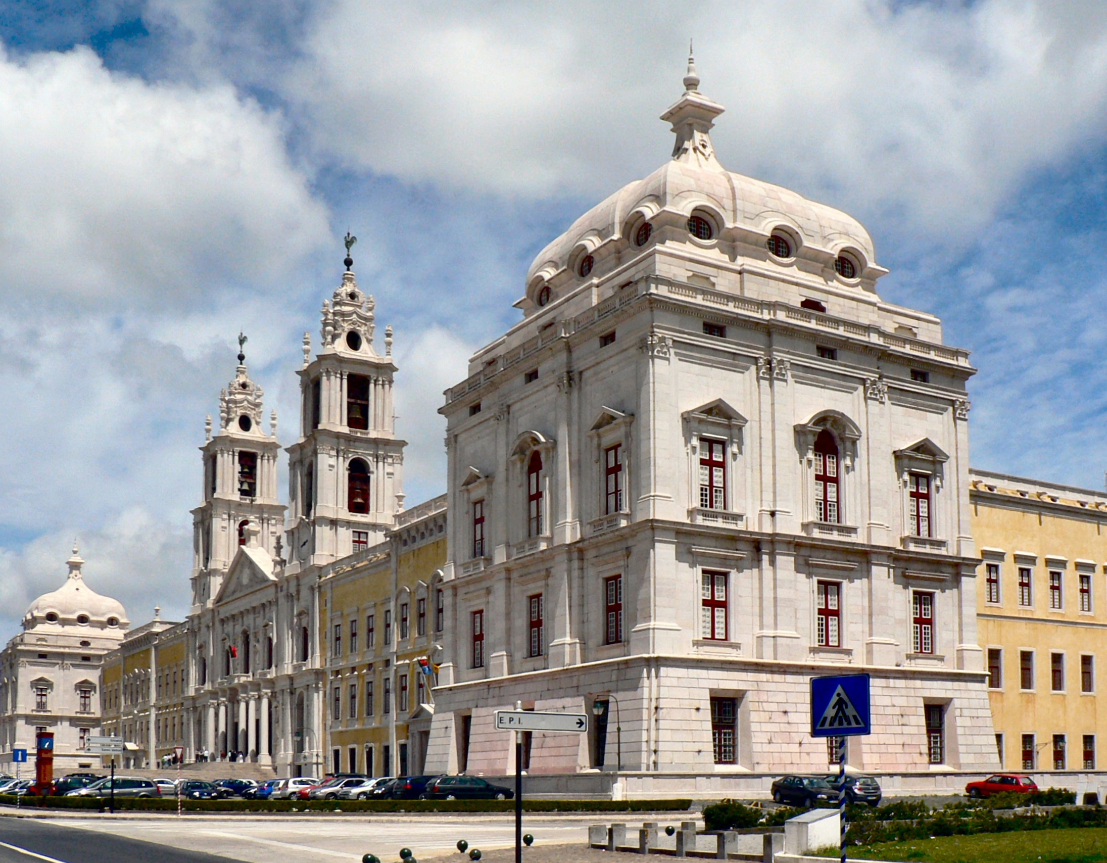 Mafra portugal wikiwand for Architecture baroque