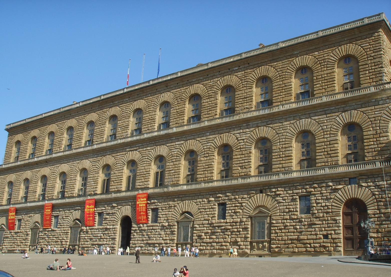 File palazzo pitti corpo centrale jpg wikimedia commons for Palazzo pitti