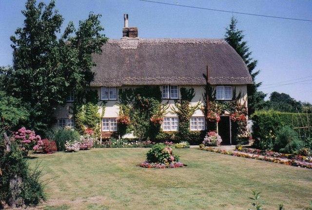 Pamphill, No. 534 - geograph.org.uk - 521761