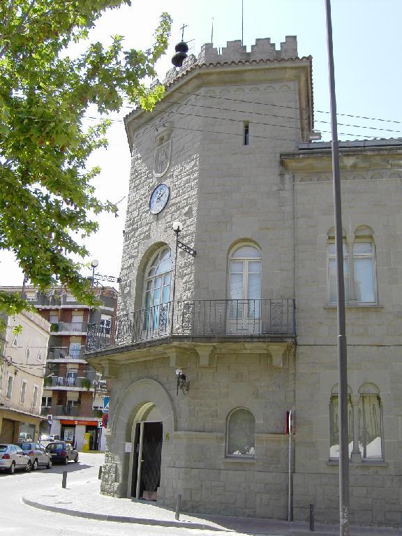 Ayuntamiento de Parets