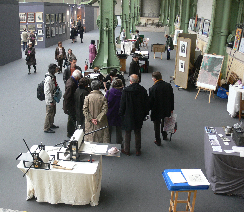 File:Paris - Salon du livre ancien et de l\'estampe 2012 - 15 ...