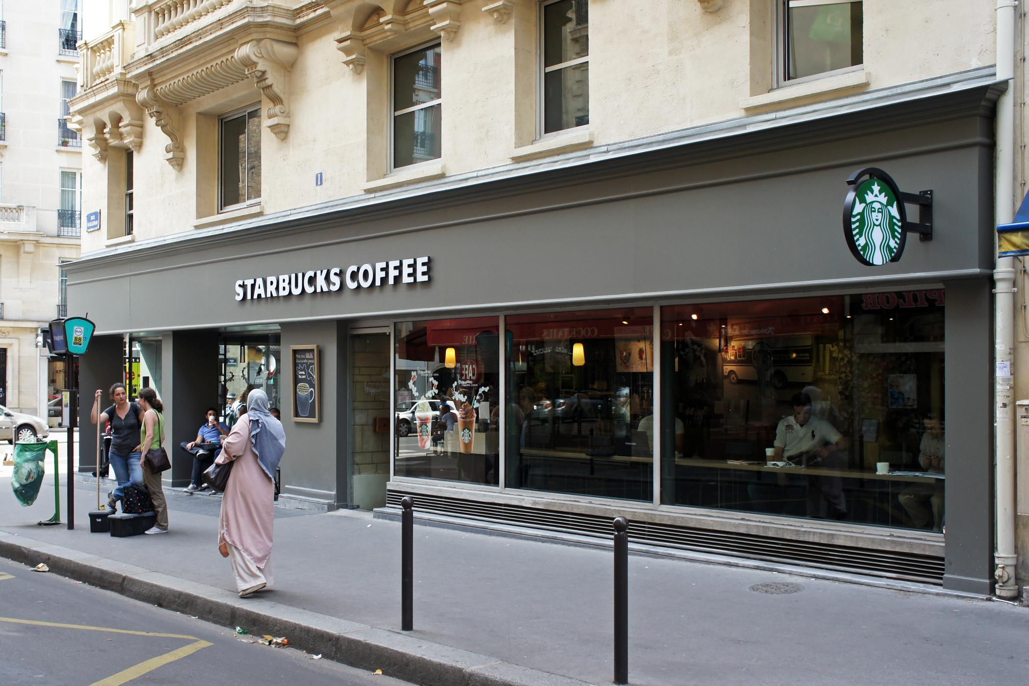 Paris Coffee Shop Cake Menu