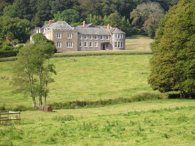 Penrose House - geograph.org.uk - 579307