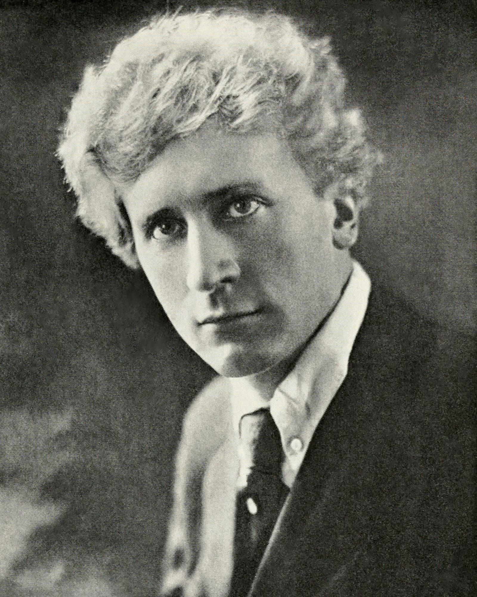 Grainger in 1922