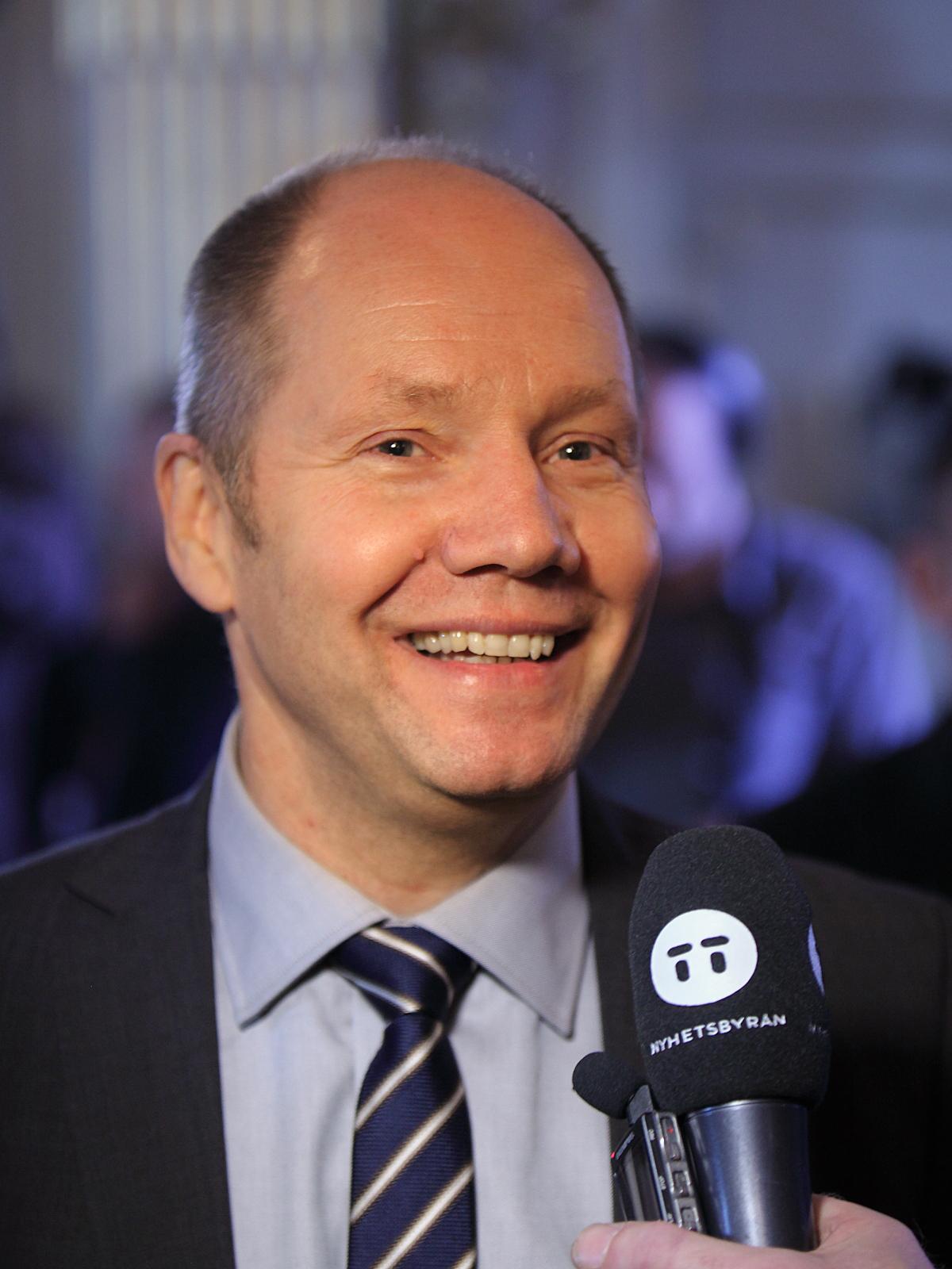 Peter Englund in 2013