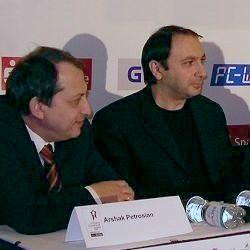 Artashes Minasian Armenian chess player