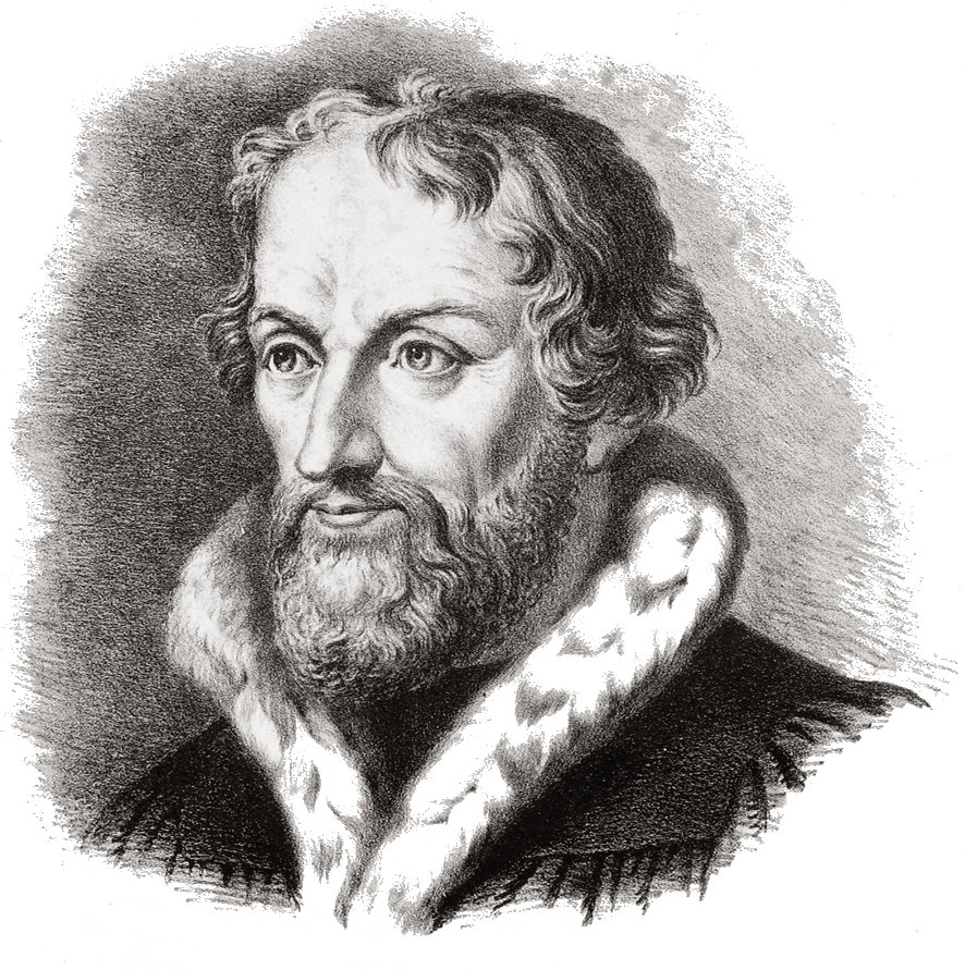 Luther Melanchthon