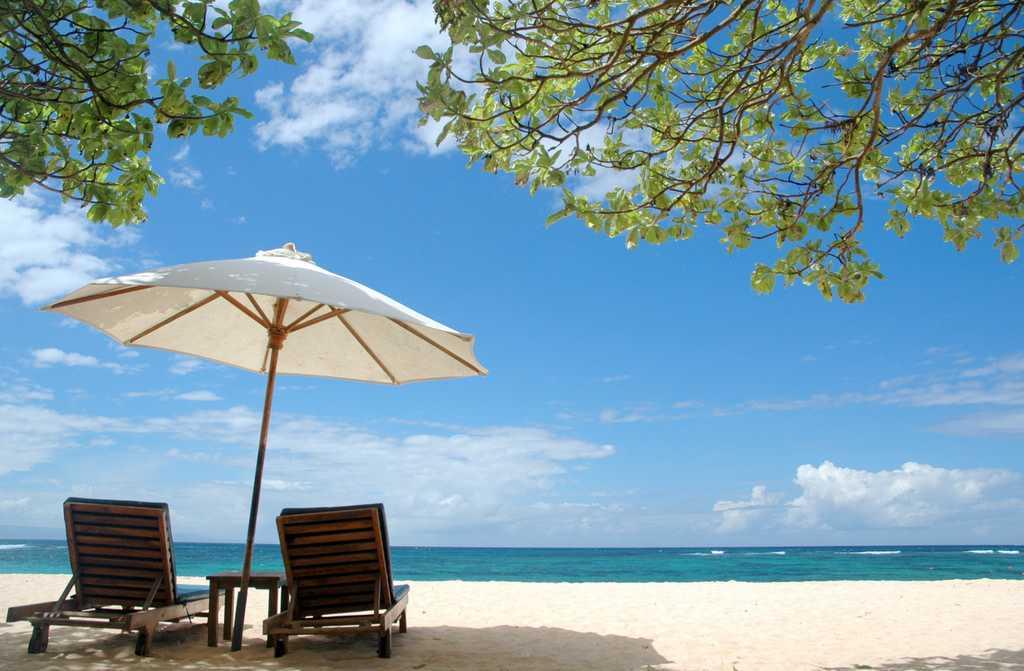 Nusa Dua Beach Hotel Spa