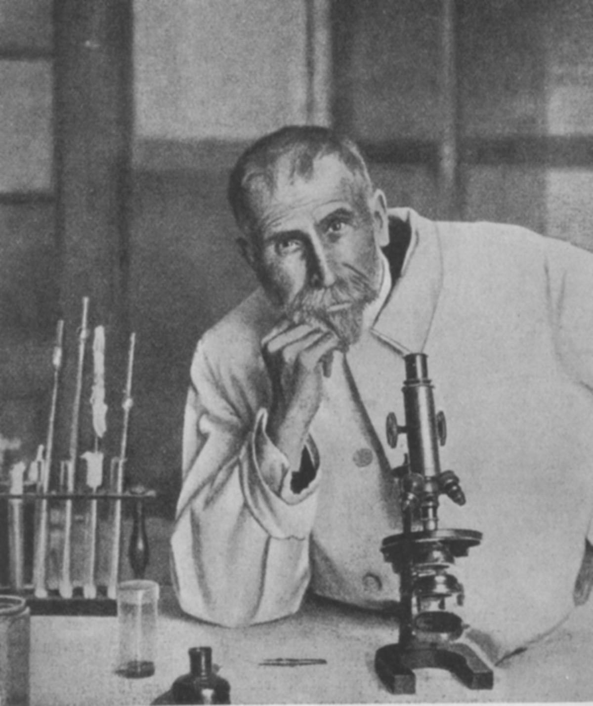 Description pierre paul emile roux (1926-27 microbe hunters)