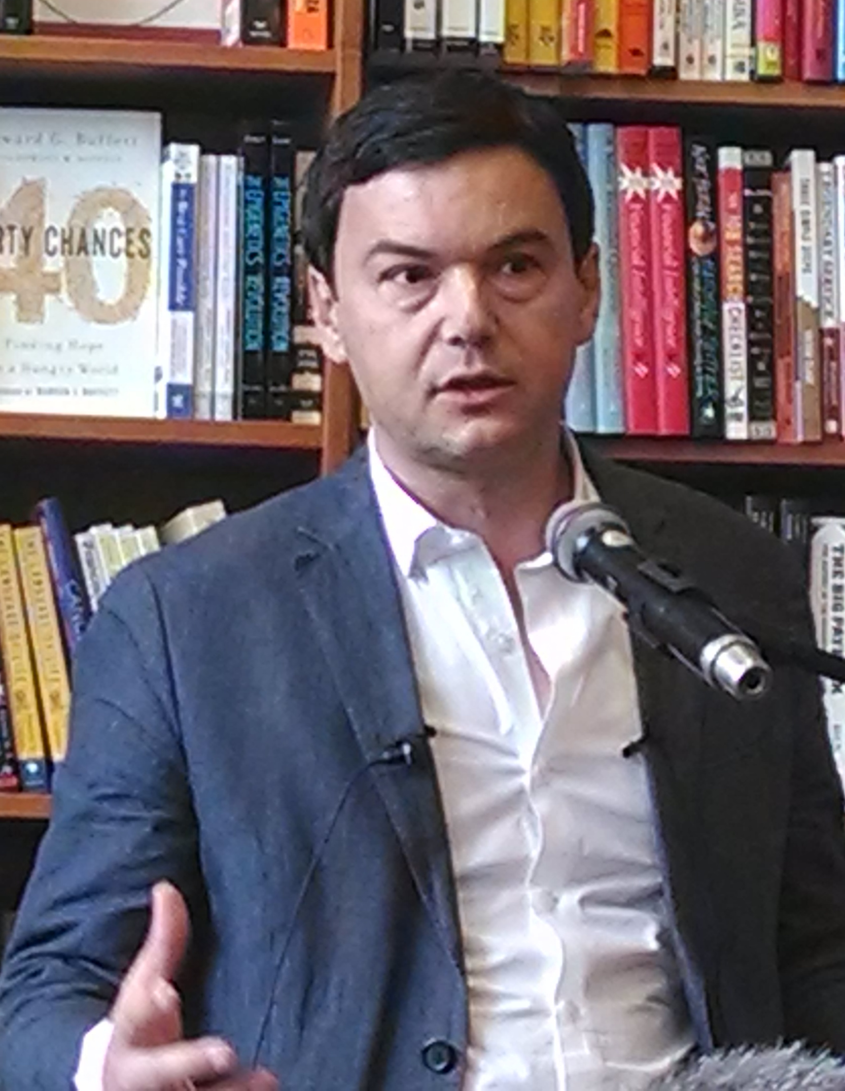 Thomas Piketty - Wikipedia