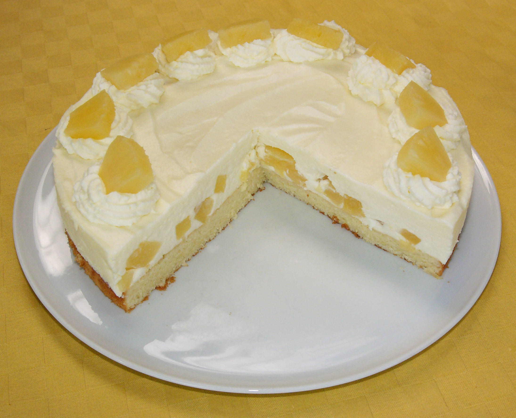 Images Pineapple Cake