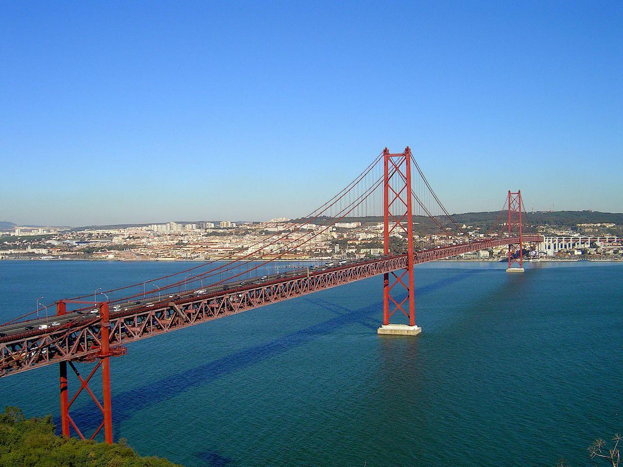 Biggest bridges in europe