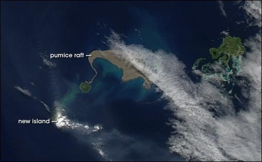 New Earth Island