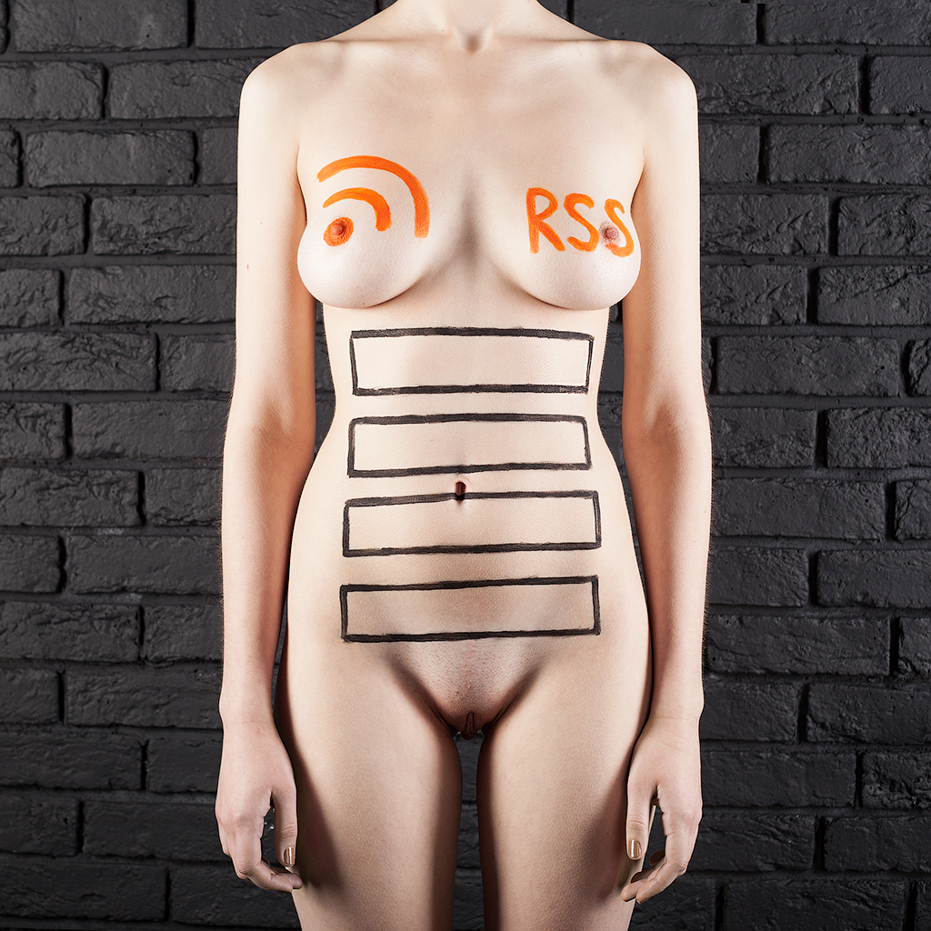 File:RSS feed icons painted on a naked woman (by Exey Panteleev).jpg