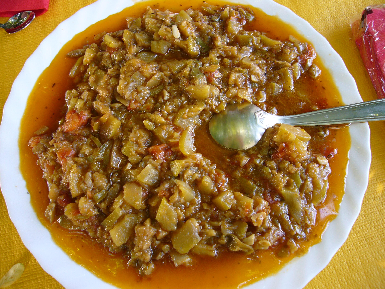 Receta ratatouille recetas de mi nona for Ingredientes tipicos de francia