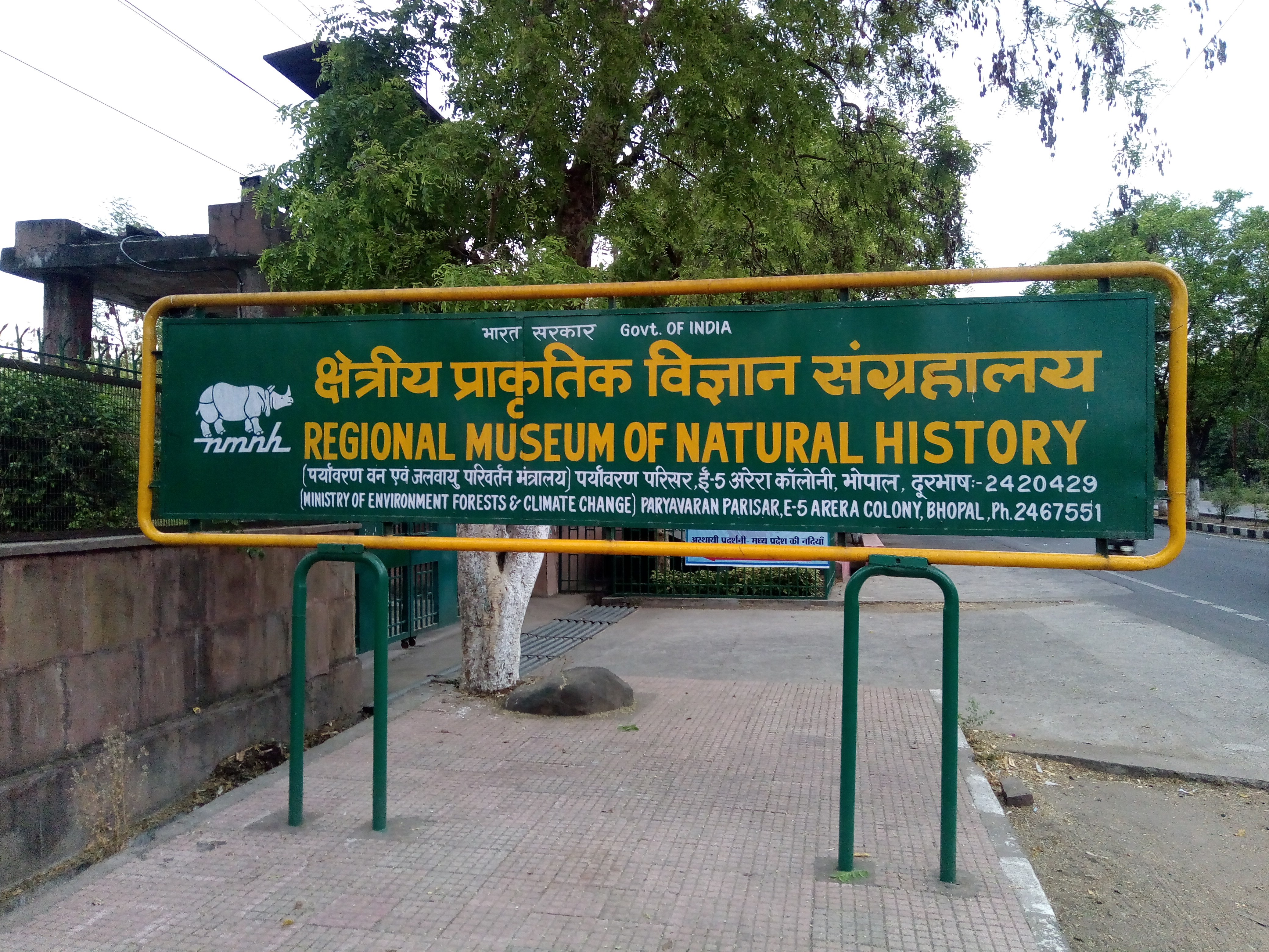 Regional Museum Of Natural History Bhopal