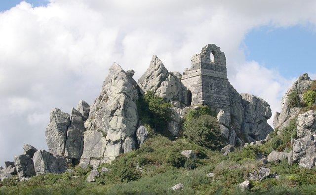 Roche Rock - geograph.org.uk - 54566