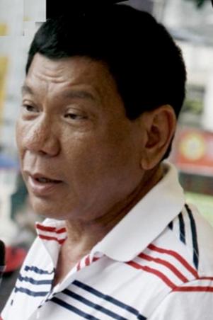 Rodrigo Duterte 2009
