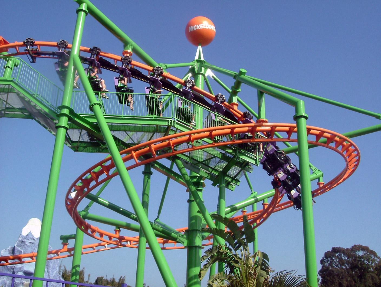essay roller coaster ride