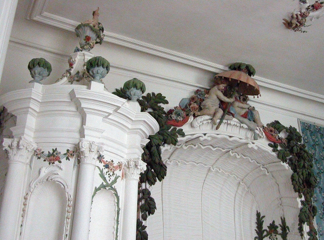 Stuc wikip dia - Colonne de decoration en platre ...