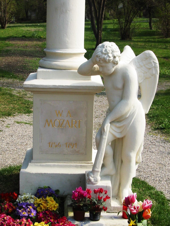 Wolfgang Amadeus Mozart W.A. Mozart - Sir Neville Marriner Amadeus