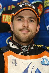 Scott Nicholls British speedway rider