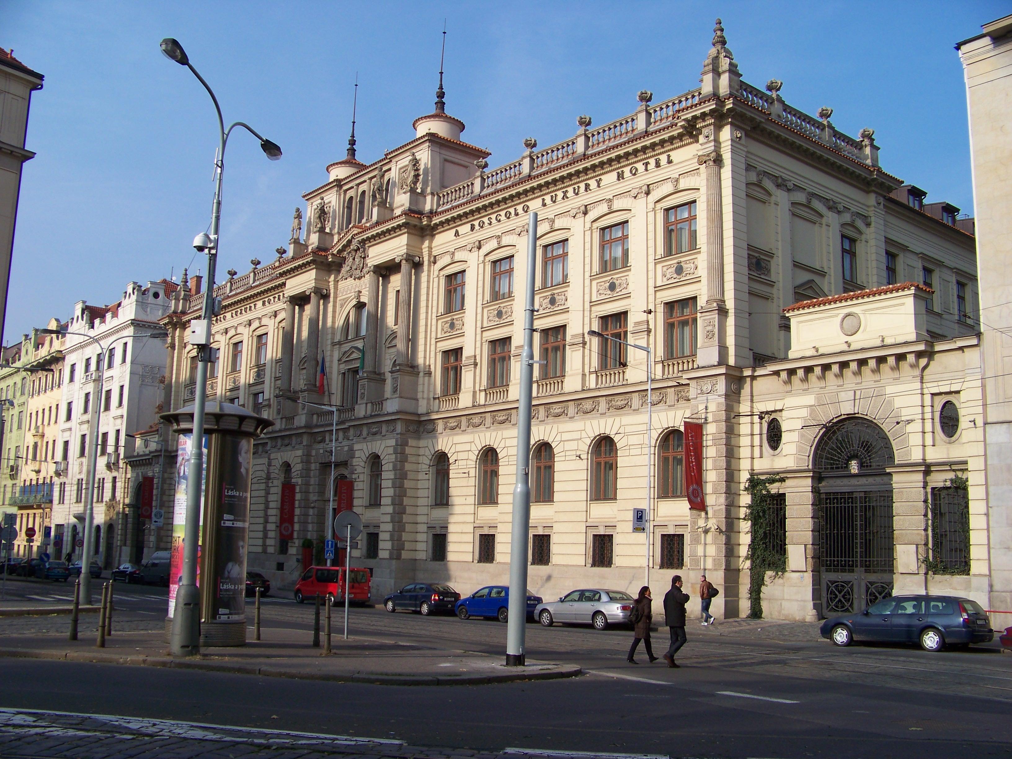 Boscolo Prague Hotel Reviews