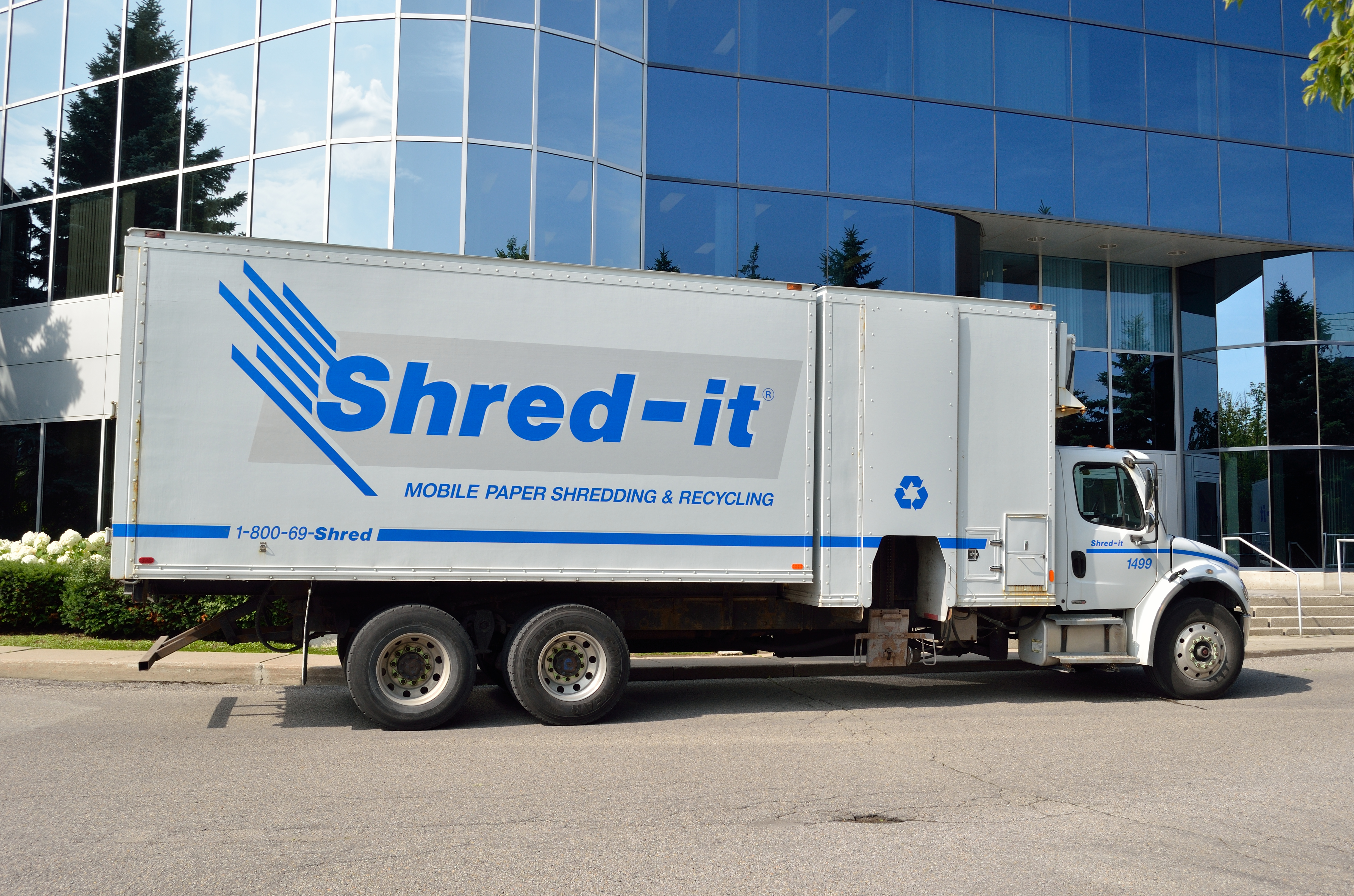 Shred it paper