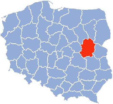 Siedlce Voivodeship