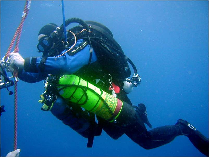 scuba diving research papers