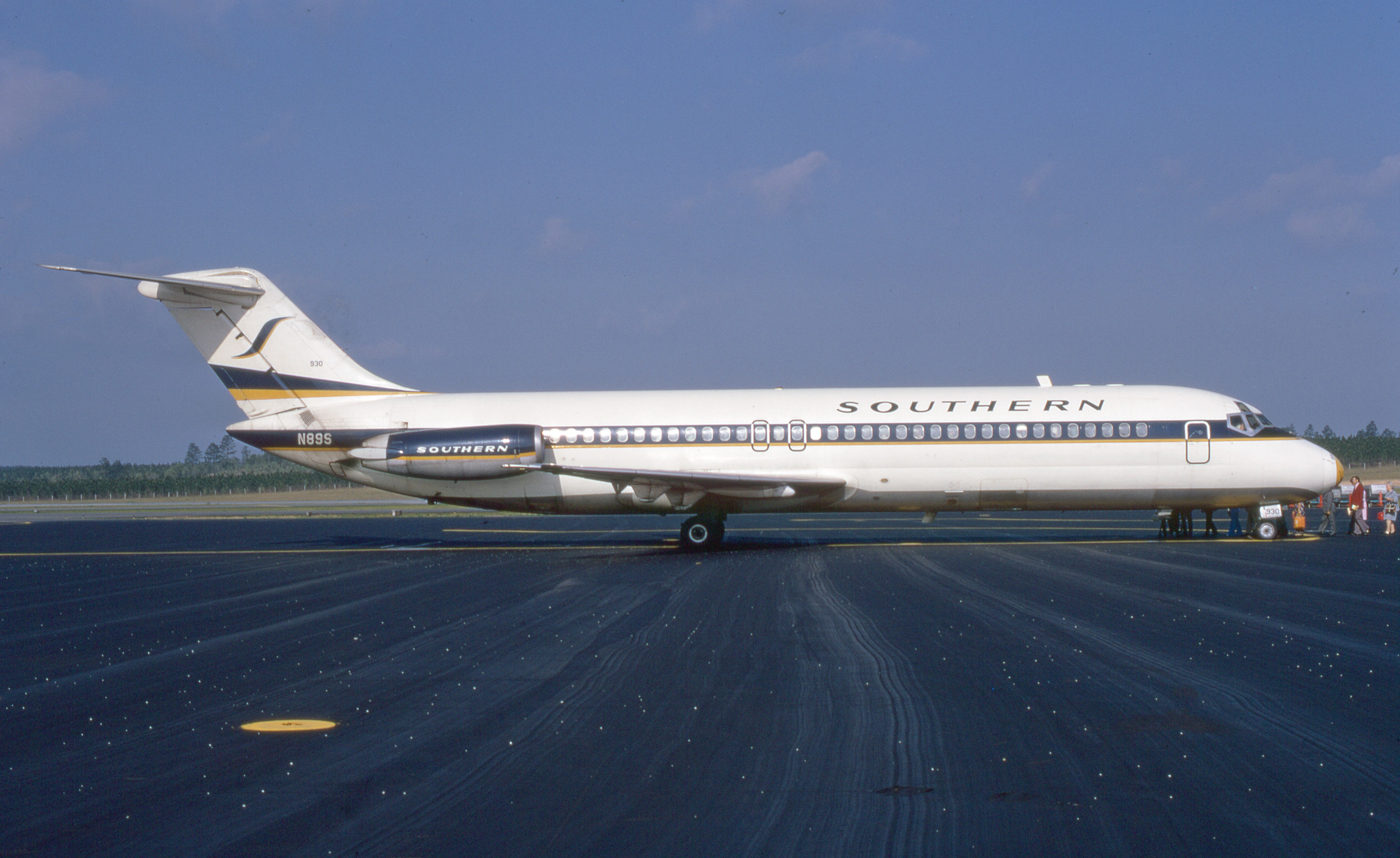 Southern Airways Flight 932 - Wikipedia