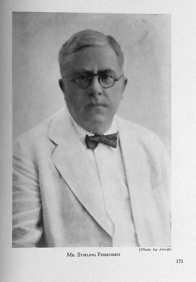 Stirling Fessenden American lawyer