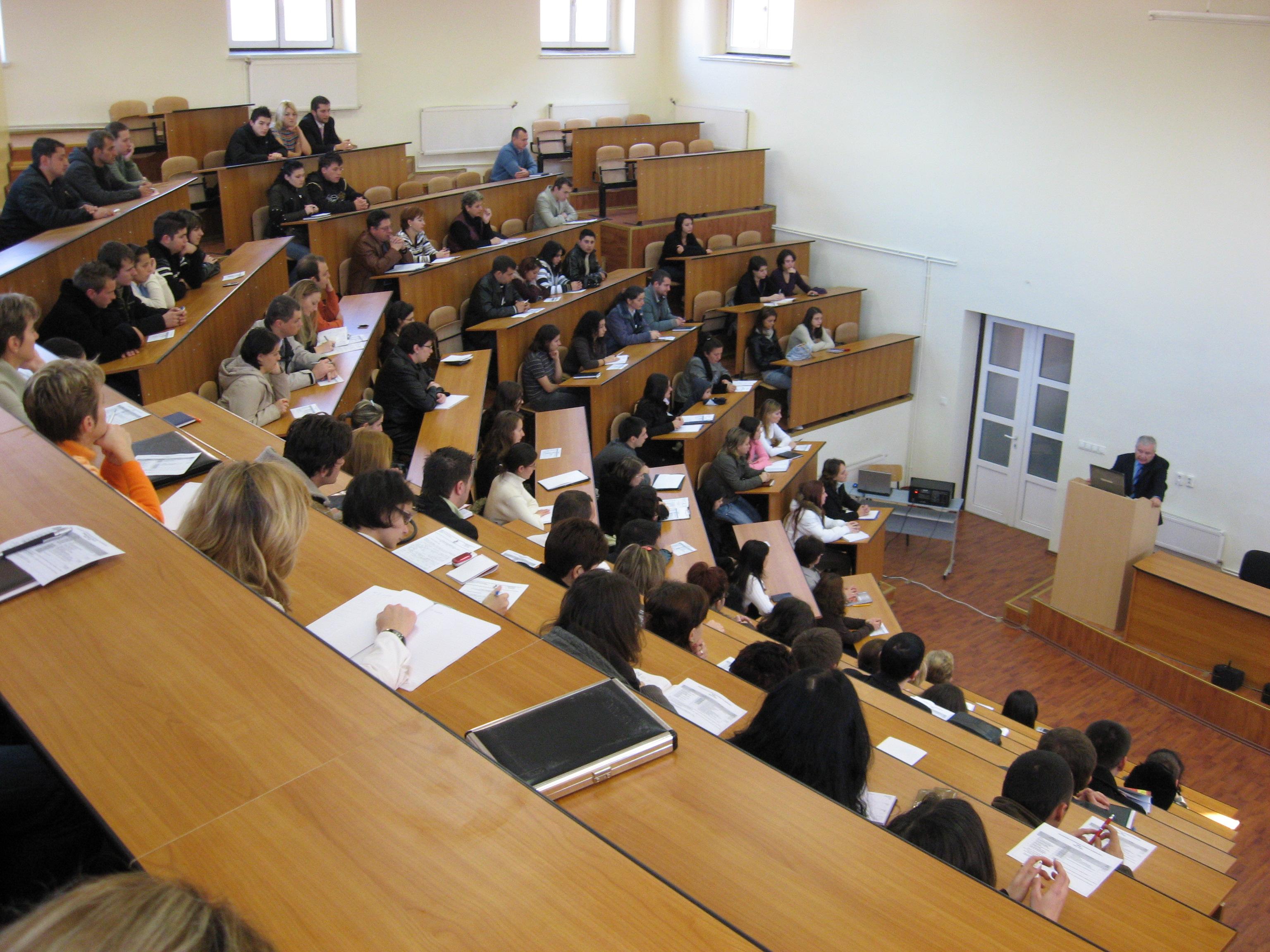 Test d'ingresso all'università al via il 4 settembre