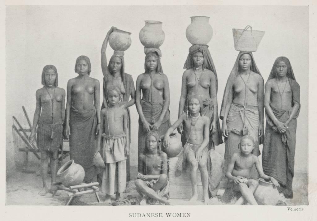Nude Sudan 23